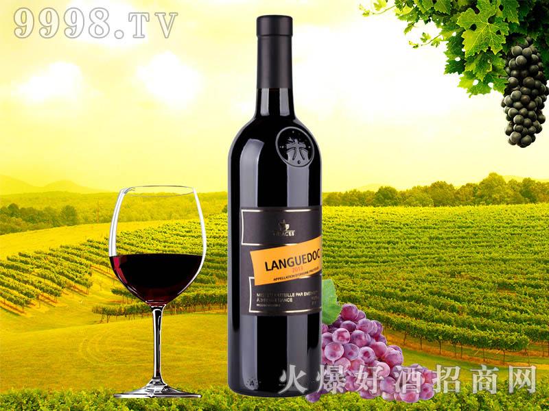 格拉芙教皇干红葡萄酒