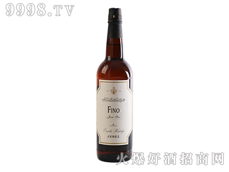 西班·贵族淡色干型雪莉酒