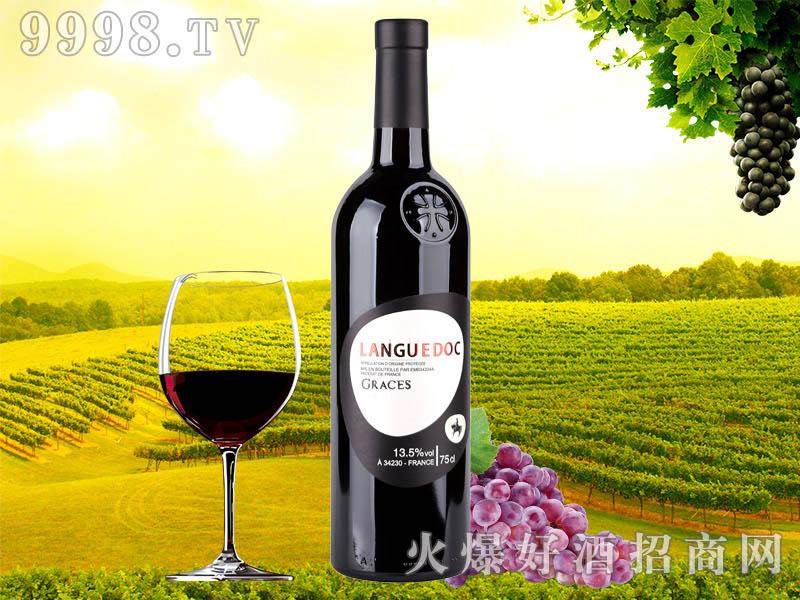 格拉芙骑士干红葡萄酒