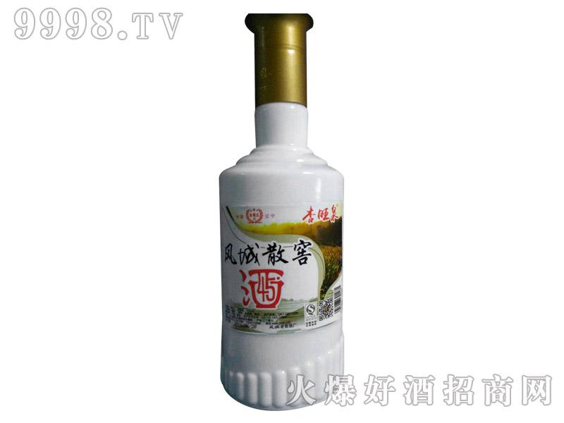 杏旺泉风域老窖酒