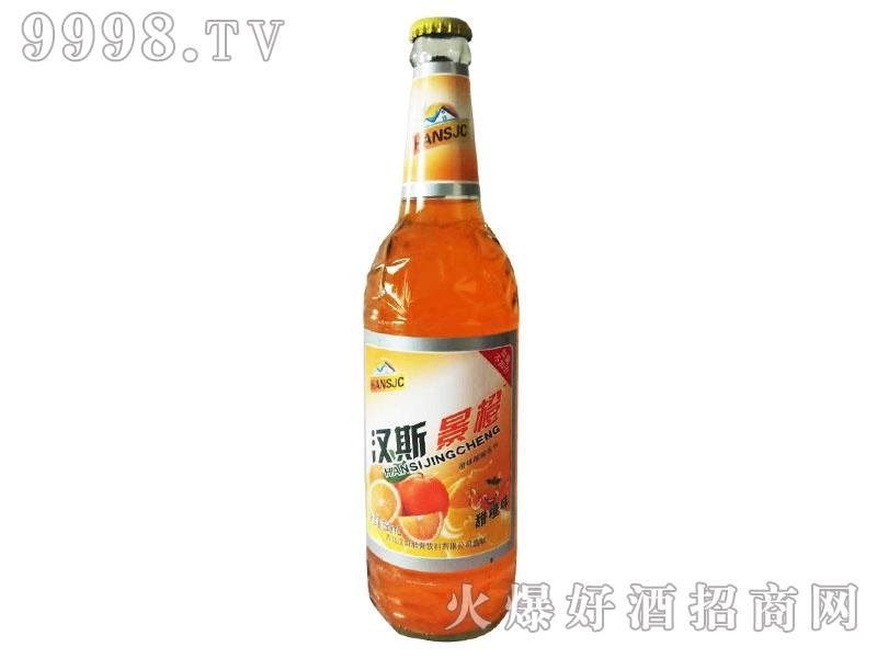 汉斯果啤酒・甜橙味