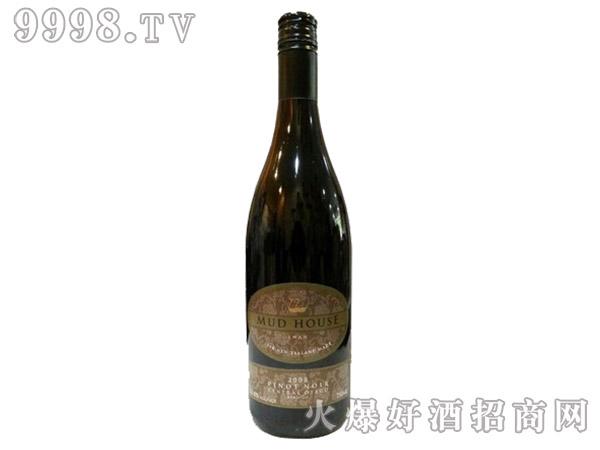 新西兰泥房子天鹅系列黑皮诺红葡萄酒