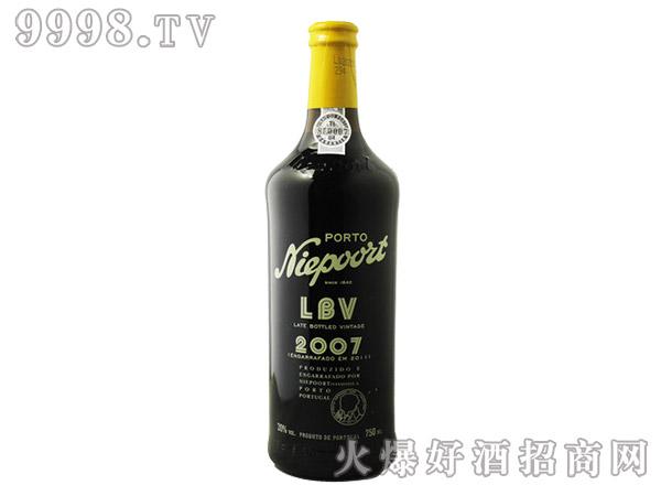 尼伯特晚装年份波特酒2008 LBV