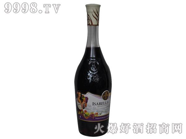多伊娜伊莎贝拉半甜红葡萄酒