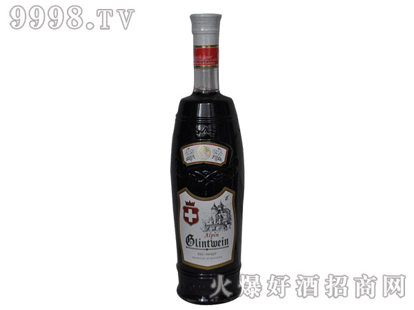 格兰公主甜红葡萄酒