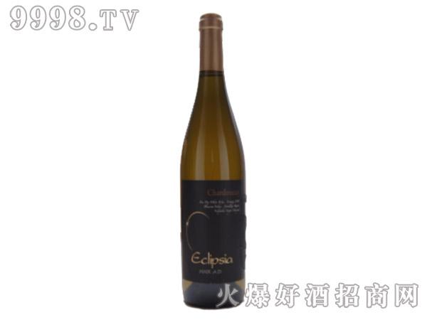 简装日食白葡萄酒