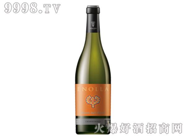 橙色恩诺拉白葡萄酒