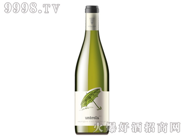 长相思灰皮诺混合雨伞白葡萄酒