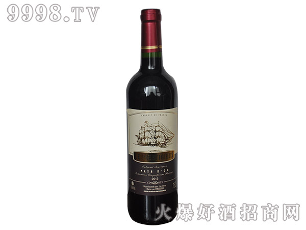 小龙帆红葡萄酒