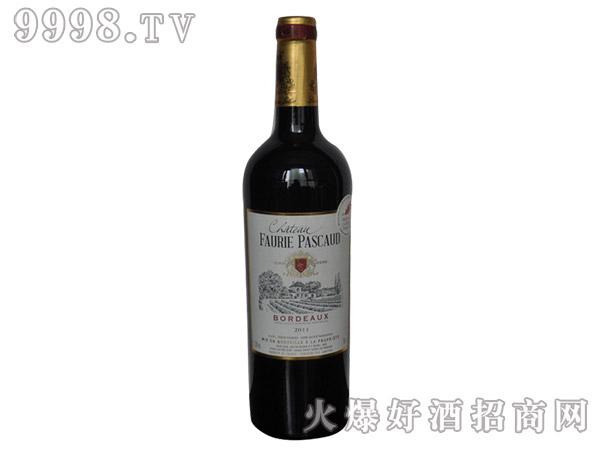 歌德胡安城堡红葡萄酒