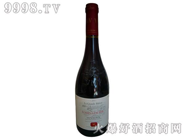 路易歌德教皇修道院红葡萄酒