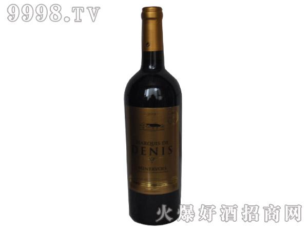 丹尼斯侯爵红葡萄酒