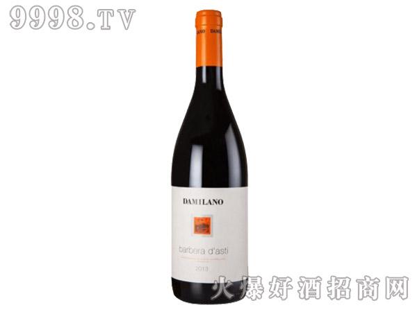达米拉诺-巴贝拉-艾斯蒂红葡萄酒