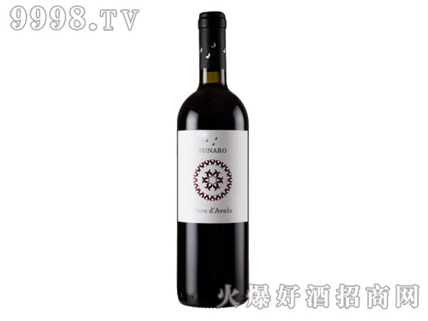 富络庄园 黑珍珠红葡萄酒