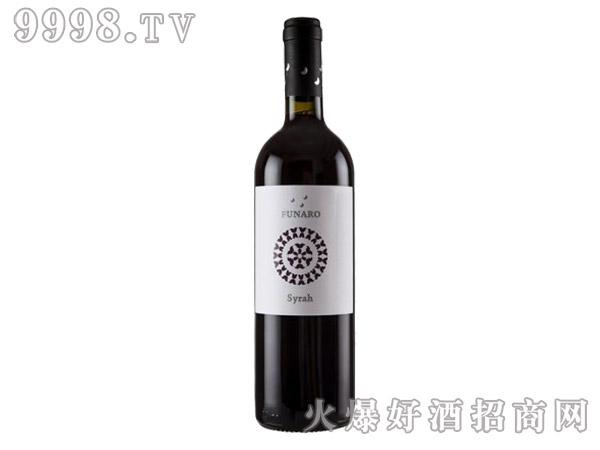 富络庄园 西拉红葡萄酒