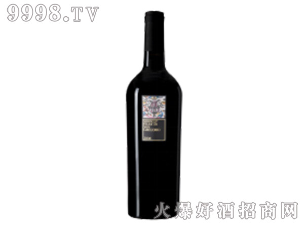 福地庄园 瑟比克红葡萄酒