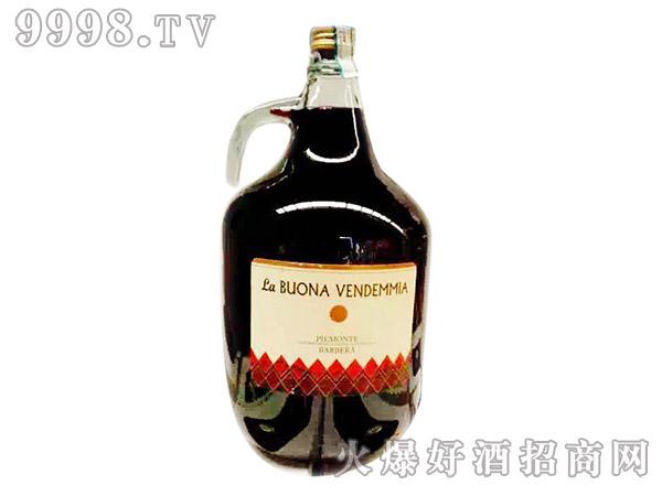意大利丰收红葡萄酒