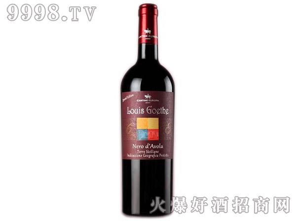 路易黑达沃拉 黑珍珠传奇葡萄酒