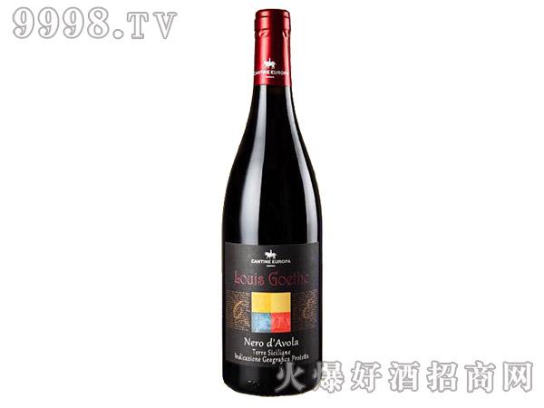路易斯黑珍珠传说葡萄酒