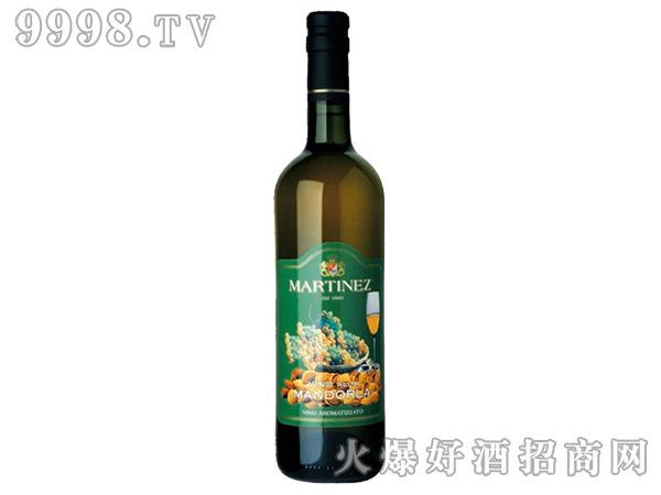 加强葡萄酒(杏仁味)