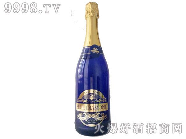 蓝钻 美伦甜型起泡葡萄酒