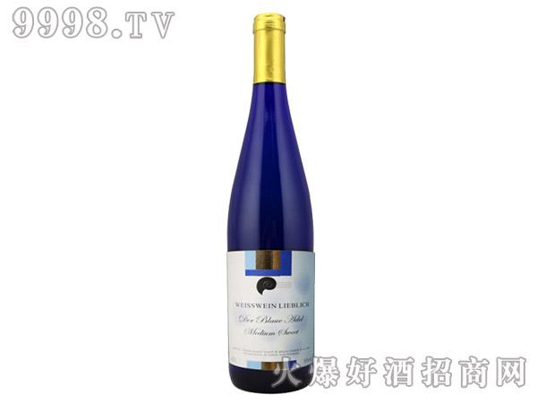 兰贵人 半甜白葡萄酒