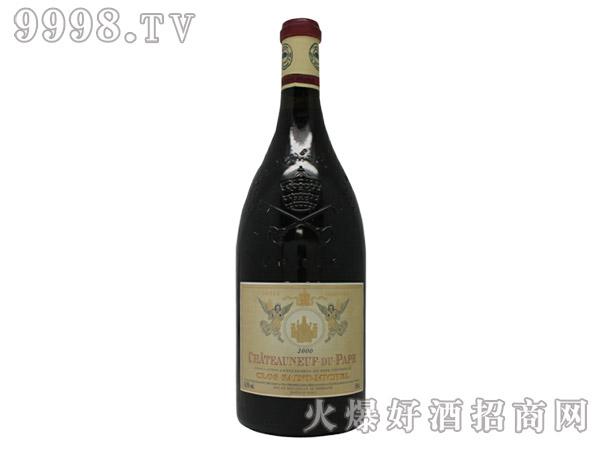 教皇新堡圣米雪儿酒庄红葡萄酒