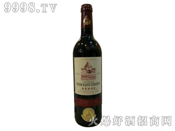 圣文森城堡红葡萄酒