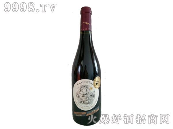 克劳德花堡银奖红葡萄酒750Ml