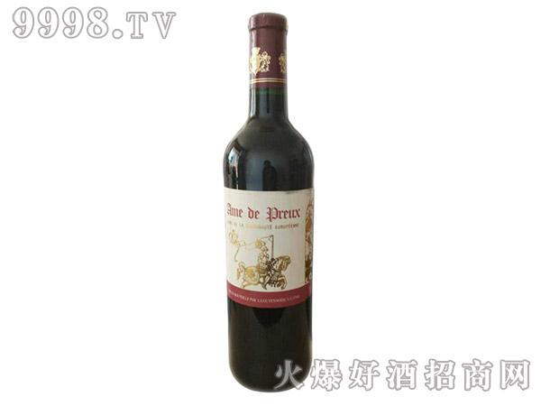法国骑士 红葡萄酒