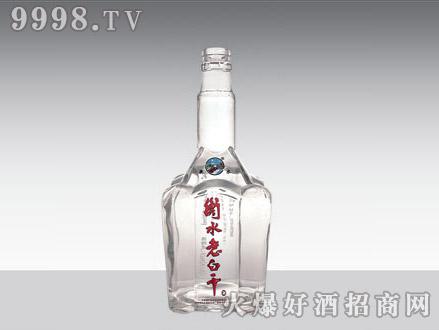 前进高白料玻璃瓶衡水老白干GB-168-500ml
