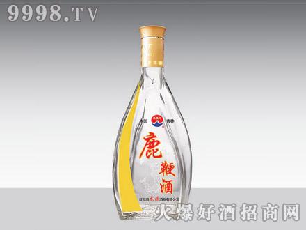 前进高白料玻璃瓶鹿鞭酒GB-156-500ml