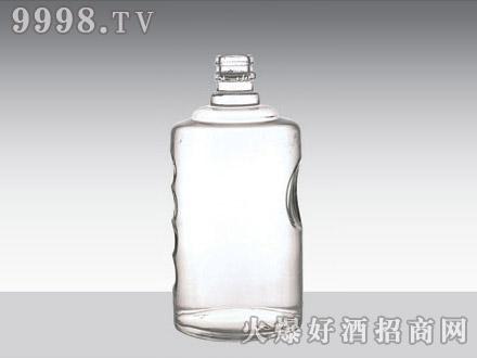前进高白料玻璃瓶浓香经典GB-130-500ml