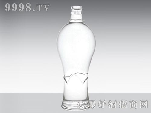 晶白玻璃瓶金尖庄CP-725-500ml