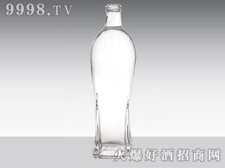 前进高白料玻璃瓶浓香经典GB-048-500ml