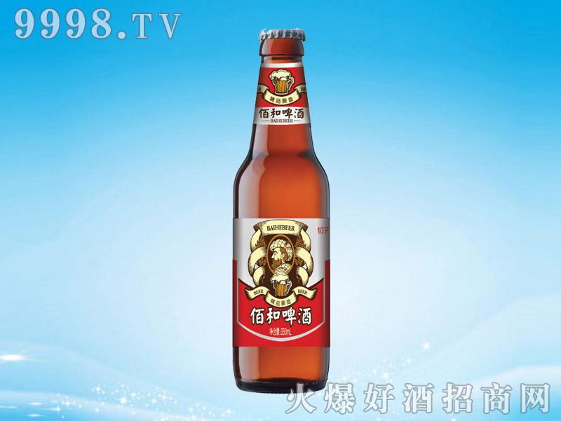 佰和皇冠啤酒箱500mlx12