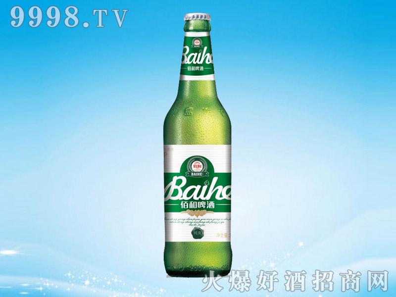 佰和清爽啤酒箱500mlx12瓶