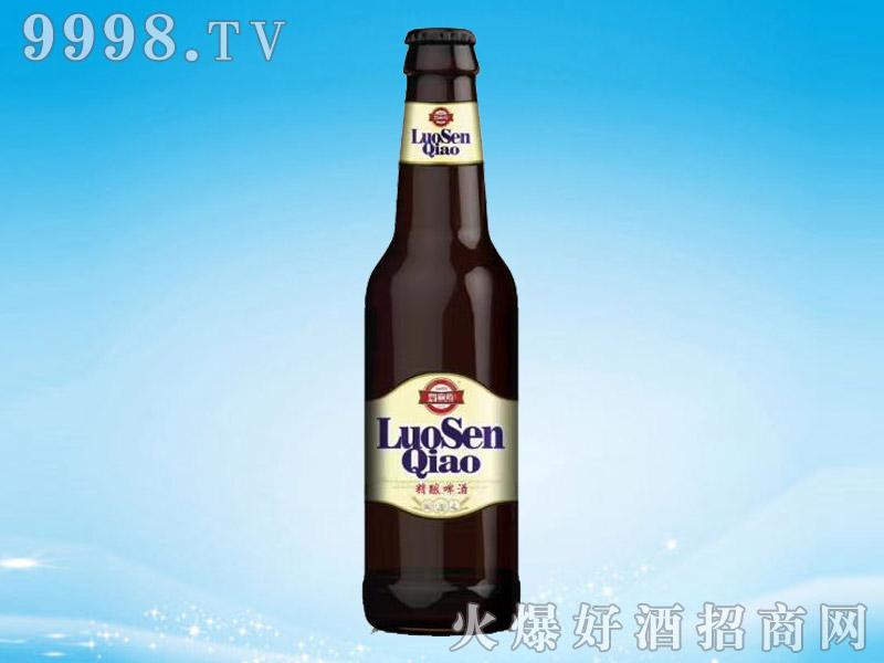 罗森桥精酿啤酒箱218mlx24瓶