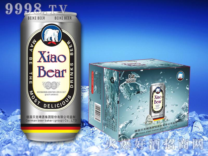 傻熊精酿啤酒易拉罐500ml