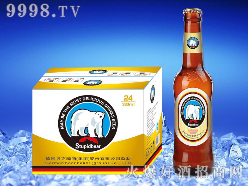 傻熊精酿啤酒330ml