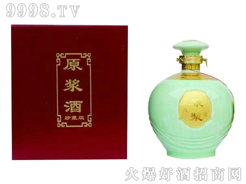 今玉缘景瓷青坛原浆酒1500ml