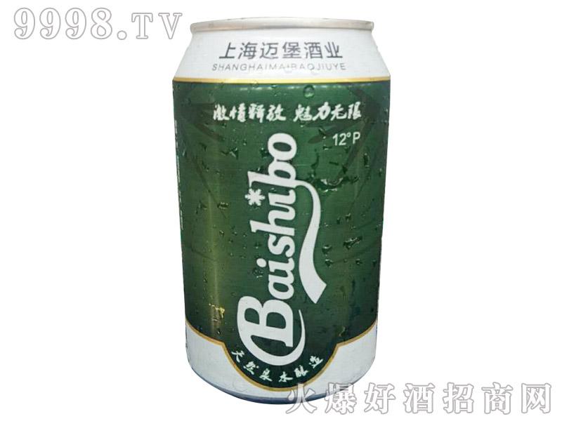 百士博啤酒12p