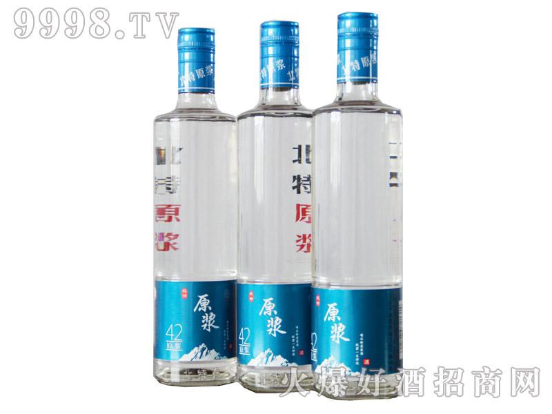 北特原浆酒500ml