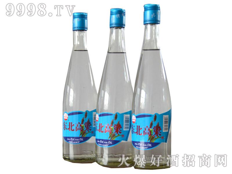 北特东北高粱酒470ml(蓝)
