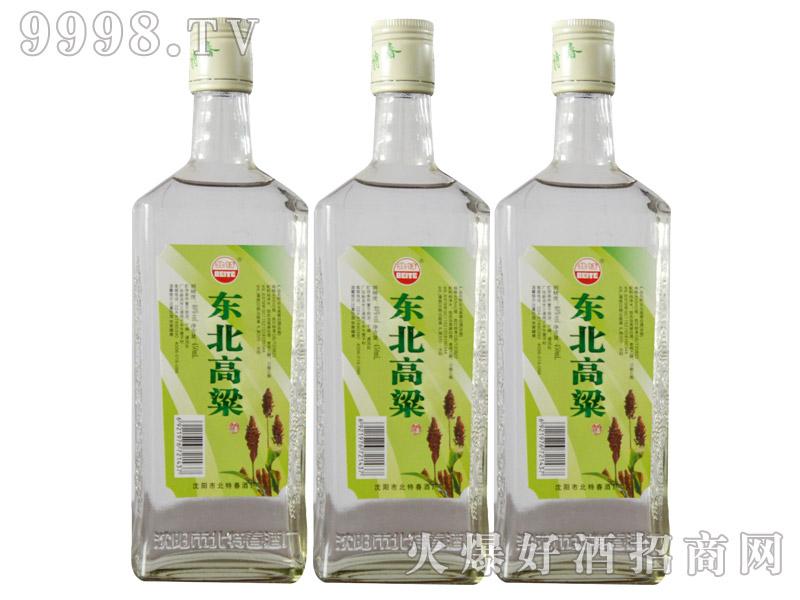 北特东北高粱酒450ml(绿)