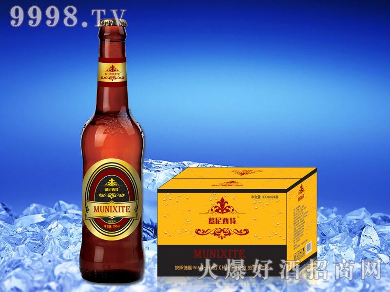 慕尼西特啤酒330ml×24瓶
