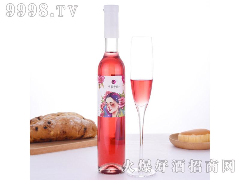 予花予尚玫瑰鲜花酒(单瓶)