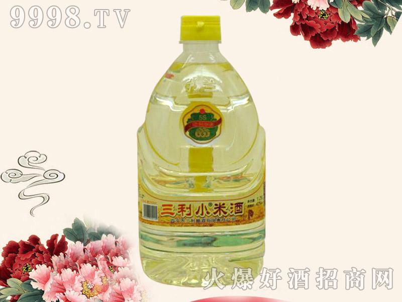 三利小米酒42°1.25L