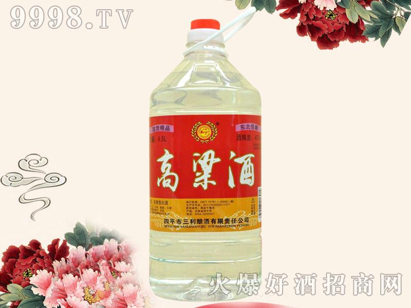 东北佳酿高粱酒45°5L