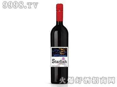 海之星珍藏干红葡萄酒